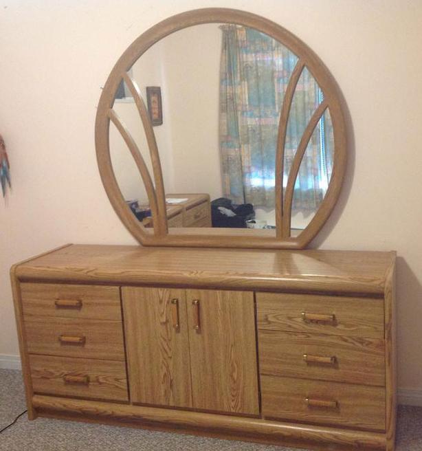 Palliser Dresser Set Duncan Cowichan Mobile