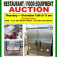 QUALITY NEW & USED EQUIPMENT ON THE AUCTION BLOCK !