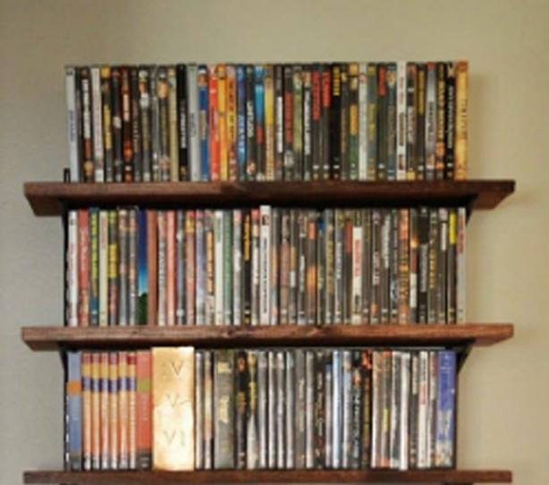 Many Like New DVDs - Please see link below for a list and prices