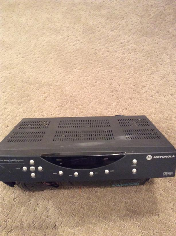 Shaw digital cable box