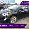 2014 Hyundai Elantra GLS - Sunroof -  Heated Seats - $42.82 /Wk