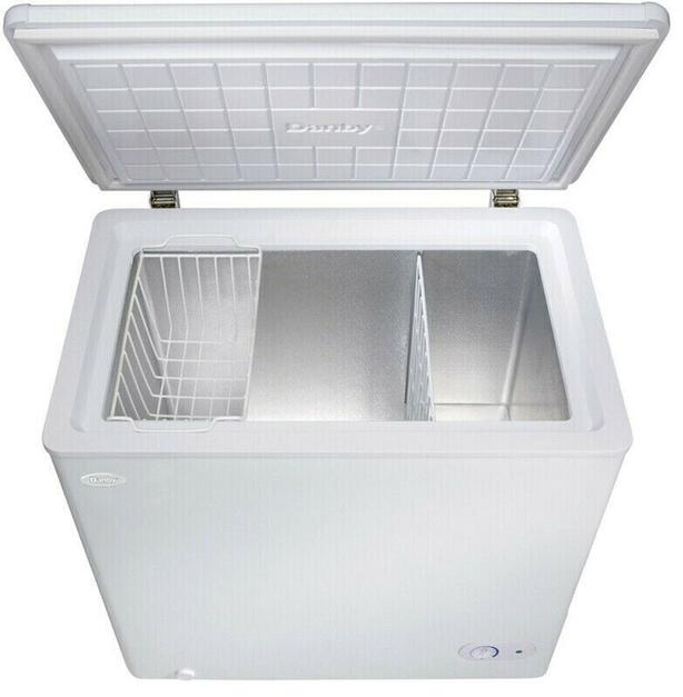 Newer Compact Chest Freezer