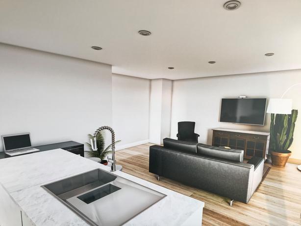 Large, bright, brand new, 3 Bedroom, 3 Bath
