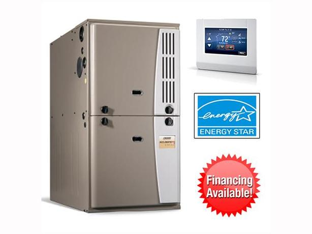 HIGH EFFICIENCY FURNACE - $0 Down - FREE INSTALLATION