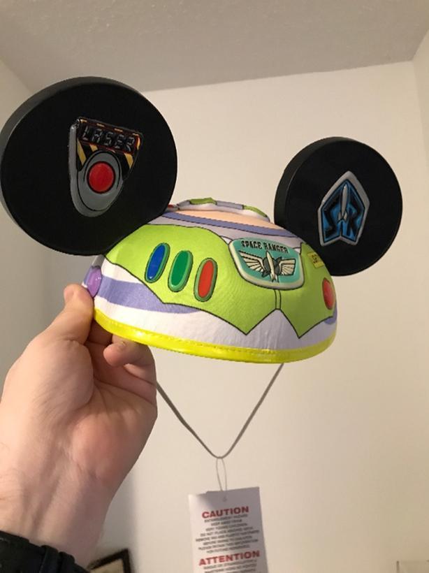 Disney Buzz Lightyear Ear Hat