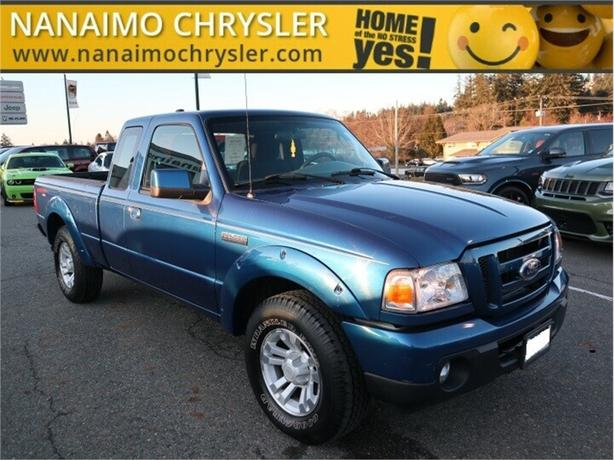 2011 Ford Ranger Sport One Owner No Accidents