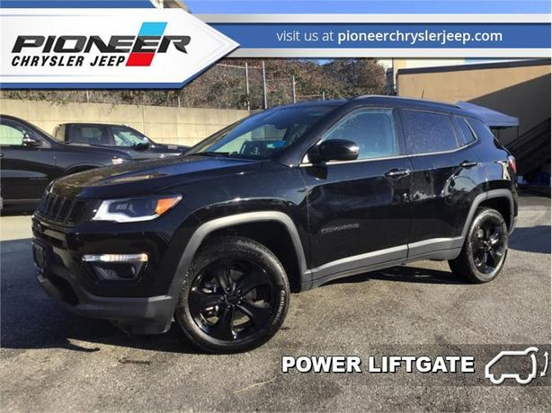 2019 Jeep Compass Altitude  - Sunroof - Power Liftgate