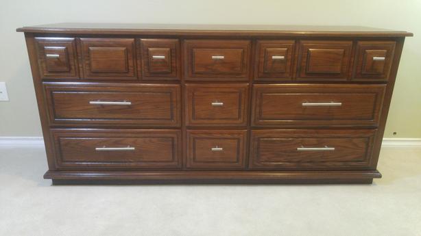 Kroehler 9 Drawer Dresser - Delivered