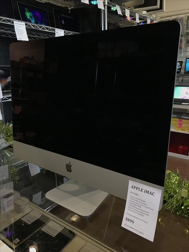 """2017-Current Model 21.5"""" iMac 2.3 GHz i5 8GB RAM 1TB Fusion HD w/ Warranty!"""