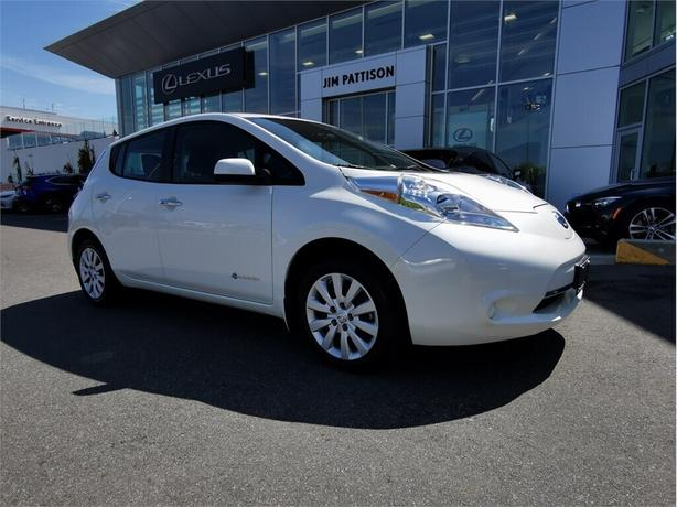 2016 Nissan Leaf S No Accidents Quick Charge Port