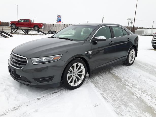 2018 Ford Taurus Limited AWD C2820