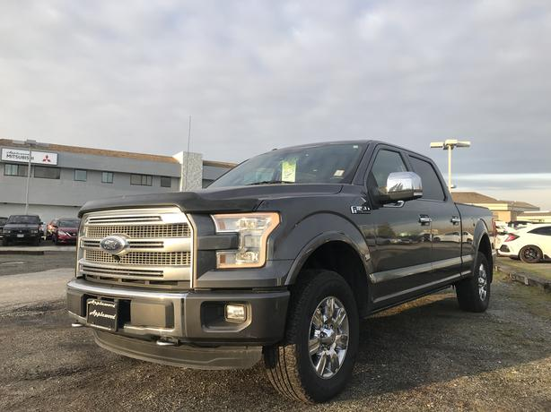 2015 Ford F-150 PLATINUM 6 1/2 Bed, HIGHEST TRIM, CHEAPEST PRICE