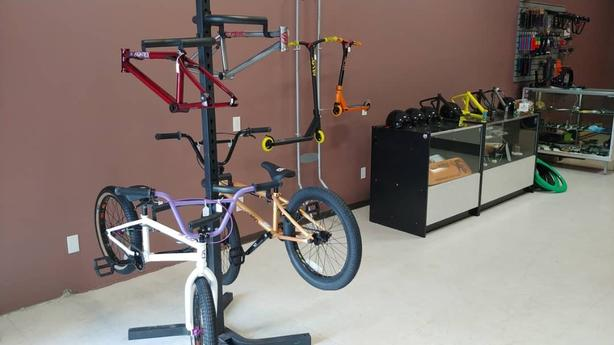 Bmx bikes, parts, Skateboards, Scooters, & more
