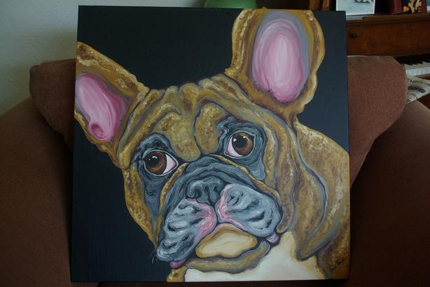 Carla Smale Pet Paintings