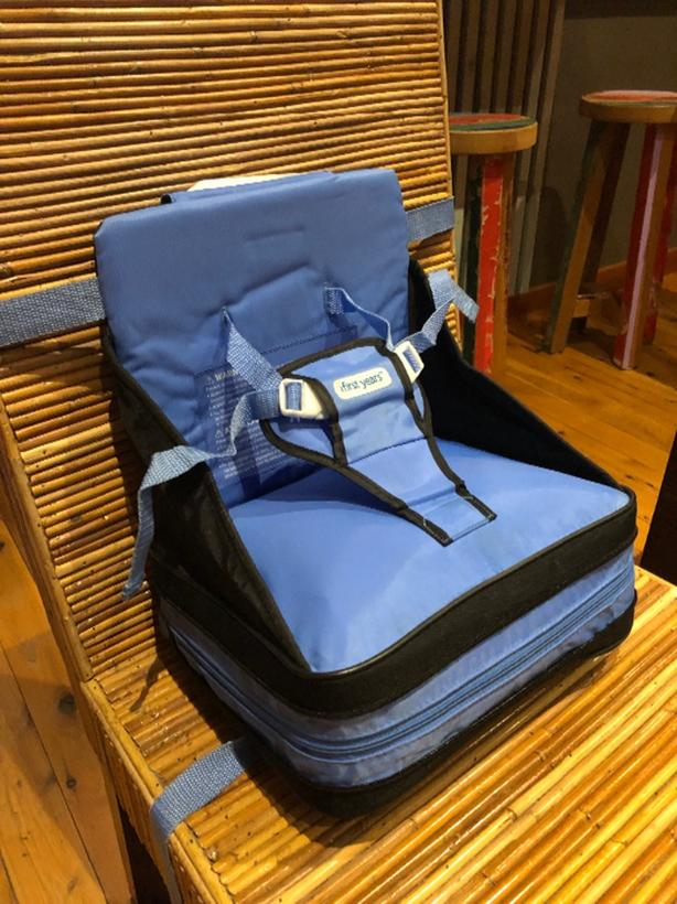 Inflatable Travel Highchair
