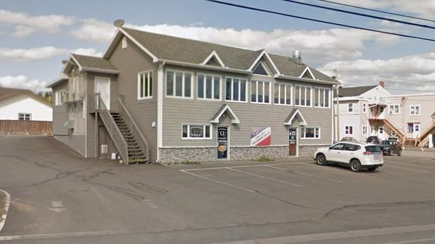 Restaurant with fish market in Edmundston New Brunswick