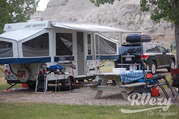 Jay Series 1007 (Rent  RVs, Motorhomes, Trailers & Camper vans)