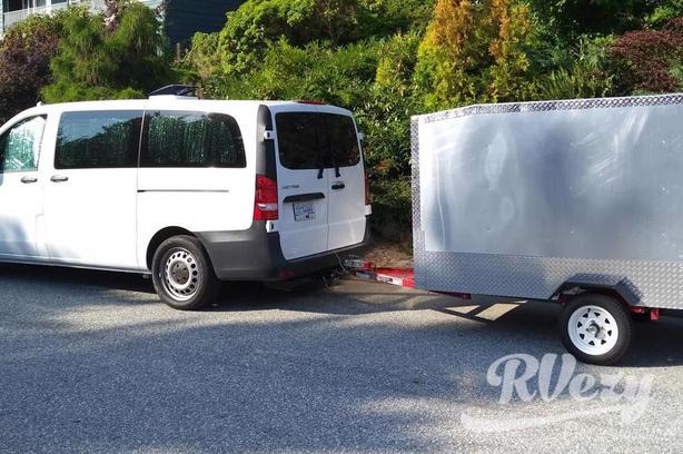 Metris (Rent  RVs, Motorhomes, Trailers & Camper vans)