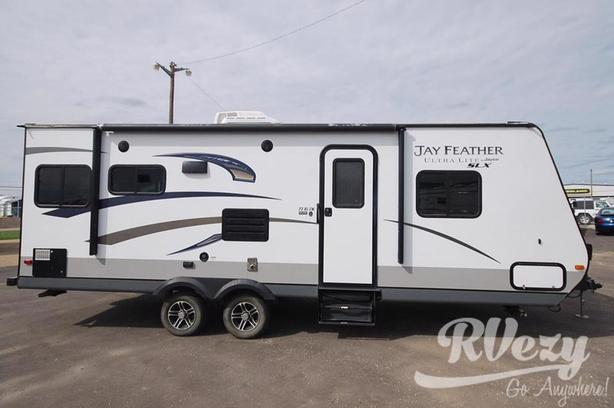 Jay Feather 23RLSW (Rent  RVs, Motorhomes, Trailers & Camper vans)