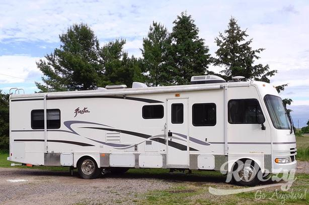 Fiesta (Rent  RVs, Motorhomes, Trailers & Camper vans)