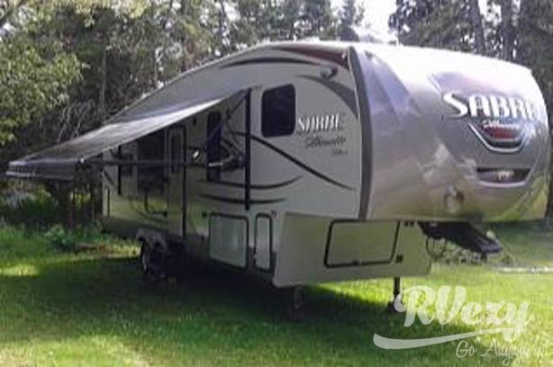 Sabre (Rent  RVs, Motorhomes, Trailers & Camper vans)