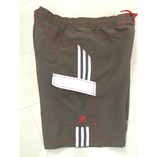 adidas Teen Swim Shorts brown XL (15-16yrs)