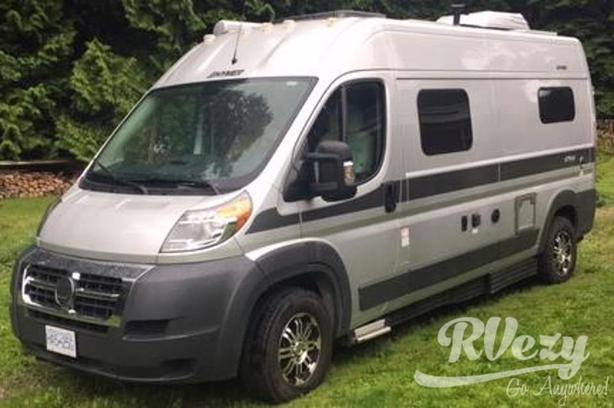 Hymer Ativ (Rent  RVs, Motorhomes, Trailers & Camper vans)