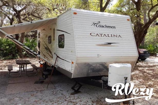 Catalina (Rent  RVs, Motorhomes, Trailers & Camper vans)