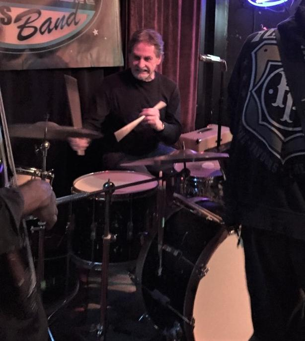 Good all round drummer available for gigs - Rock, Swing, Latin, Funk and Blues