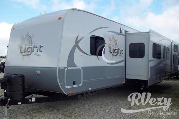 308BHS (Rent  RVs, Motorhomes, Trailers & Camper vans)