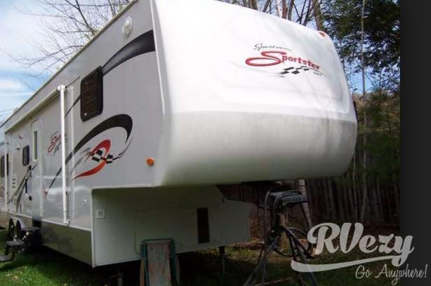38ft (Rent  RVs, Motorhomes, Trailers & Camper vans)
