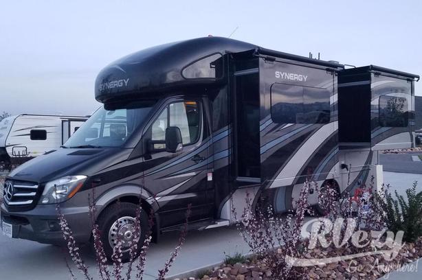 Synergy SD24 (Rent  RVs, Motorhomes, Trailers & Camper vans)
