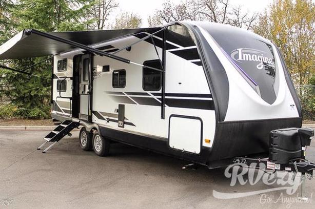 Imagine 2400BH (Rent  RVs, Motorhomes, Trailers & Camper vans)