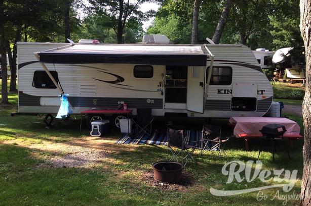 Kingsport (Rent  RVs, Motorhomes, Trailers & Camper vans)