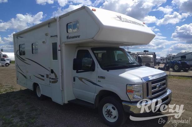 220RB (Rent  RVs, Motorhomes, Trailers & Camper vans)