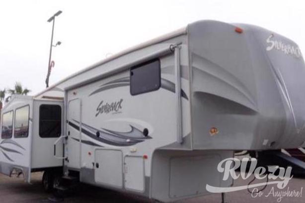 Silverback (Rent  RVs, Motorhomes, Trailers & Camper vans)