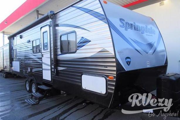 240BHWE  (Rent  RVs, Motorhomes, Trailers & Camper vans)