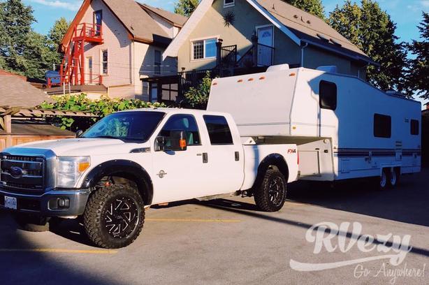 F260RK (Rent  RVs, Motorhomes, Trailers & Camper vans)