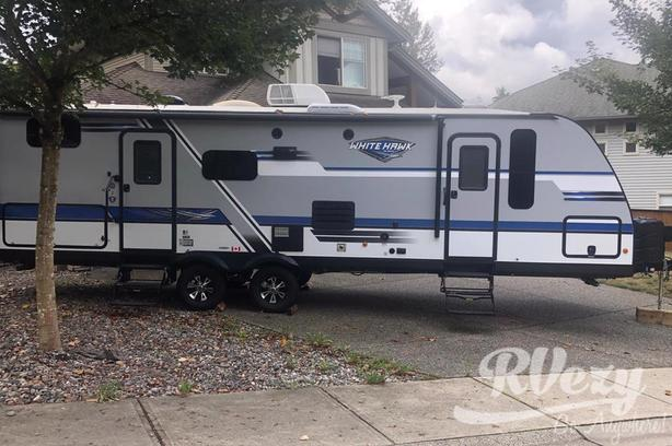 white hawk (Rent  RVs, Motorhomes, Trailers & Camper vans)