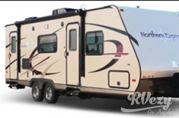 Northern Express 721 FS (Rent  RVs, Motorhomes, Trailers & Camper vans)