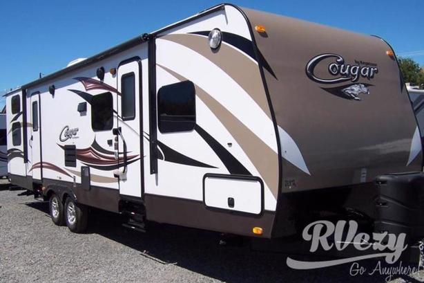 Cougar (Rent  RVs, Motorhomes, Trailers & Camper vans)