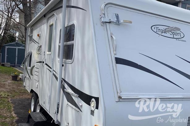 R vision (Rent  RVs, Motorhomes, Trailers & Camper vans)