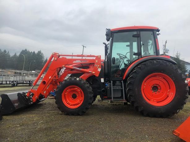 Kioti PX9530PC 95hp Tractor Loader