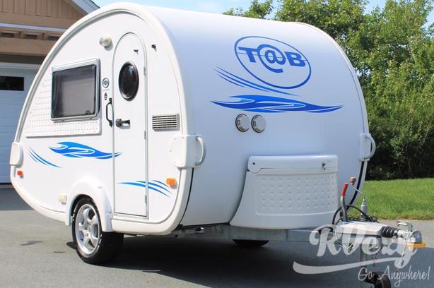 Tab T1 Wave (Rent  RVs, Motorhomes, Trailers & Camper vans)