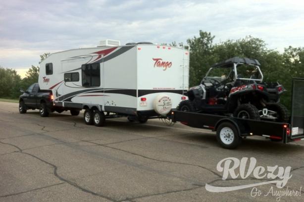 Tango (Rent  RVs, Motorhomes, Trailers & Camper vans)