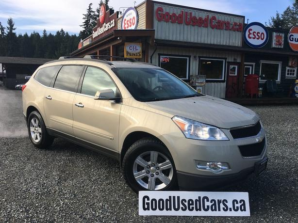 2010 Chevrolet Traverse AWD with Only 164,000 KM