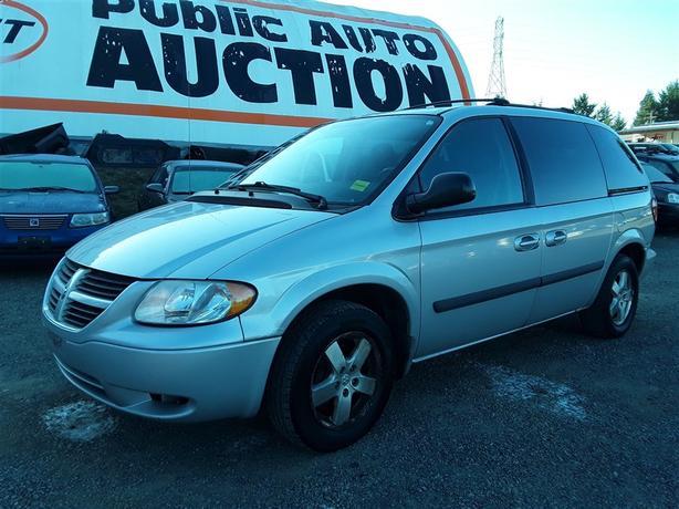 2007 Dodge Caravan 3.3L V6 Unit Selling at Auction!
