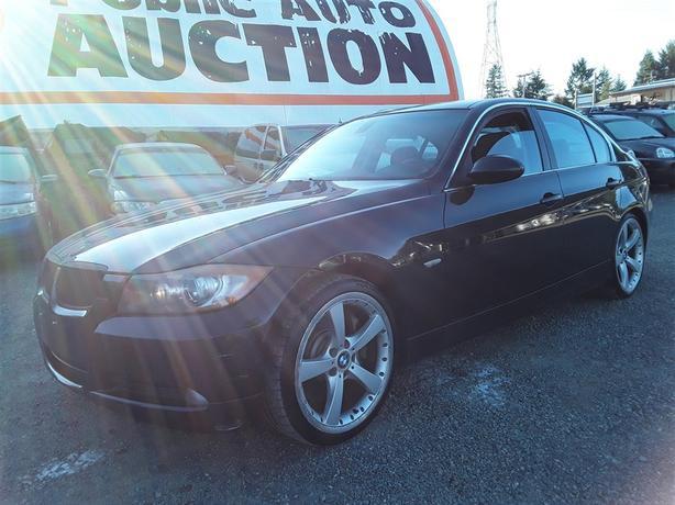 2007 BMW 335I 3.0L V6 Unit Selling at Auction!