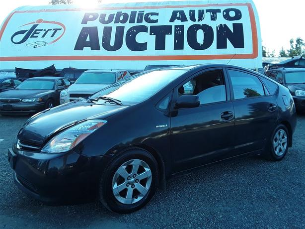 2006 Toyota Prius Hybrid Selling at Auction!