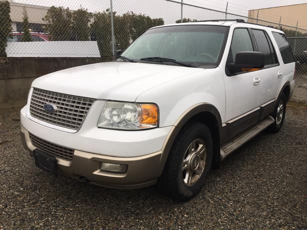 2004 FORD EXPEDITION EDDIE BAUER FOR SALE